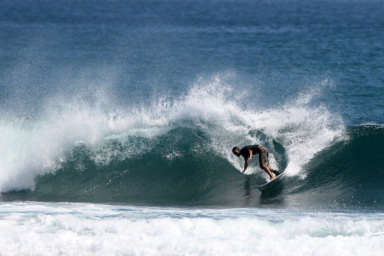 Surfowanie na wyjeździe integracyjnym?