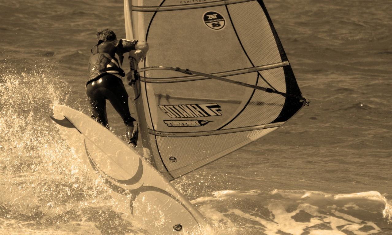 Obozy surfingowe na Helu